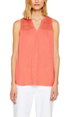 Esprit Women's 069ee1k012 Vest