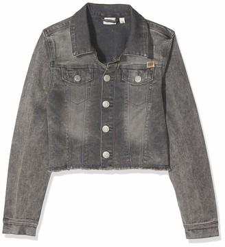 Name It Girl's Nkftaclika DNM 5155 Jacket