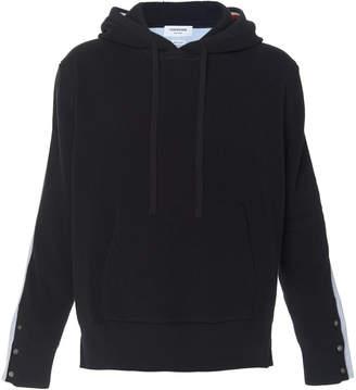Thom Browne Split Cotton Hoodie