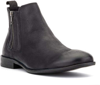 Vintage Foundry Men's Liam Leather Side-Zip Chukka Boots