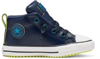 Converse Toddler Boys' Chuck Taylor All Star Street Warmth Sneaker Boots