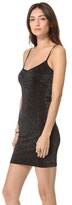 Free People Seamless Lurex Slip Dress