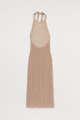 H&M Loose-knit dress