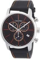 CK Calvin Klein City Chrono K2g271c1 Men's Watch