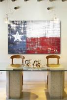 Parvez Taj Texas Canvas Wall Art