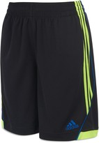adidas Boys' Striped Track Shorts