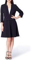 Tahari ASL Bi-Stretch A-Line Skirt Suit