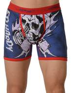 Ed Hardy Rock Men's Boxer Brief - Red