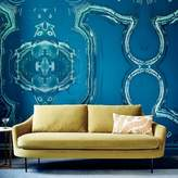 west elm Chalcedony Stone Mural Wallpaper