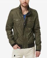 Buffalo David Bitton Men's Jacat Stand-Collar Jacket