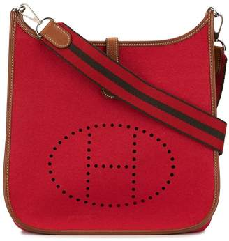 Hermes Pre-Owned Evelyne PM shoulder bag