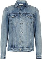 AllSaints Men's Dustout Denim Jacket