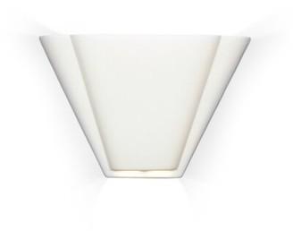 A19 Islands of Light Nova Scotia 1-Light Wall Sconce A19 Finish: Clay Acrylic, Bulb Type: Incandescent, Diffuser: No