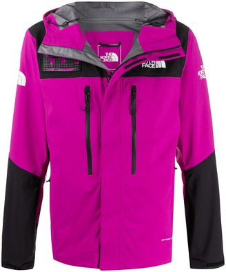 The North Face Colour Block Hooded Jacket