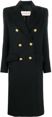 Alexandre Vauthier Long-Sleeved Fitted Coat
