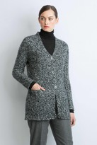 Johnstons of Elgin Boucle Cardigan