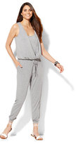 New York & Co. Lounge - Knit Jumpsuit