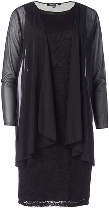 Onyx Nite Women's Jacket Dress