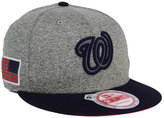 New Era Washington Nationals Americana 9FIFTY Snapback Cap