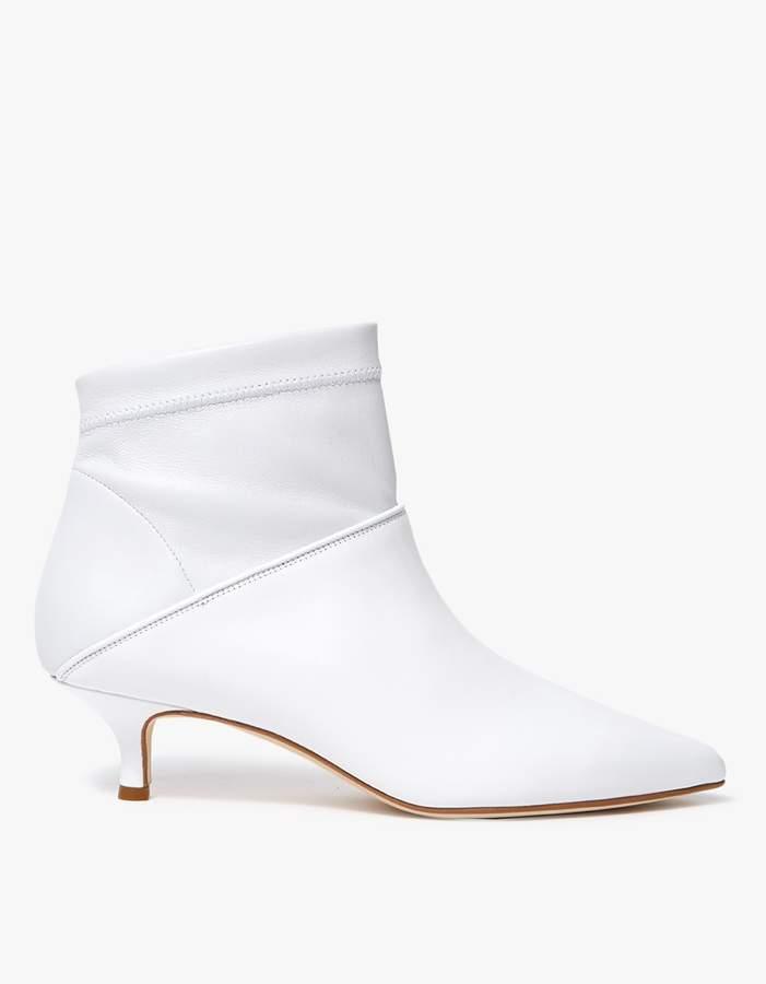 Tibi Jean in Bright White