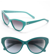 Kate Spade New York 'della' 55mm Sunglasses
