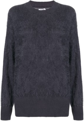 Coohem Furry Cashmere Knit Sweater