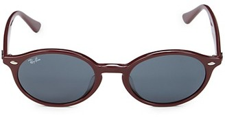 Ray-Ban RB4315F 53MM Round Sunglasses
