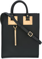 Sophie Hulme 'Square' tote - women - Leather - One Size