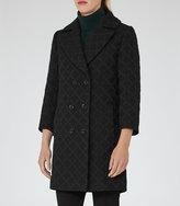 Reiss Ridley Textured Coat