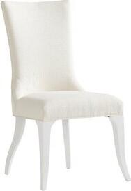 Lexington Avondale Upholstered Parsons Chair in White