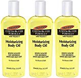 Palmers Cocoa Butter Formula Moisturizing Body Oil with Vitamin E -- 8.5 fl oz (Pack of 3)