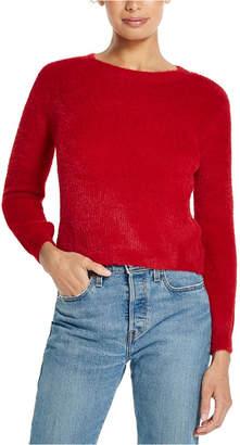 Weatherproof Vintage Pullover Eyelash Sweater