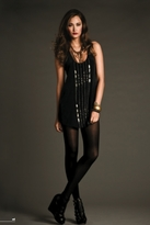 Twelfth St. By Cynthia Vincent by Cynthia Vincent Sequined Tank in Black