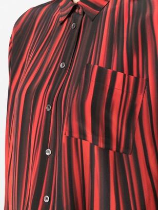Paul Smith Graphic Stripe Shirt