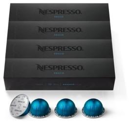 Nespresso VertuoLine Odacio, 40 Capsules