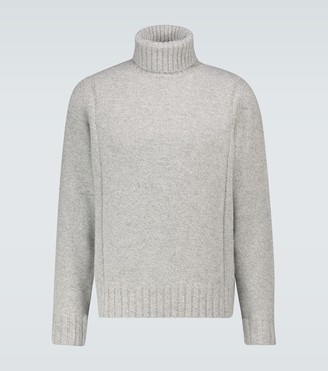 Éditions M.R Hector merino turtleneck sweater
