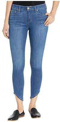 Joe's Jeans Icon Ankle Dolphin Hem in Vivicka (Vivicka) Women's Jeans