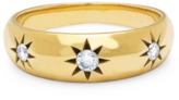 Logan Hollowell - Star Set Rounded Ring Large 2899714755