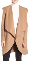 Soia & Kyo Women's Reversible Double Face Hooded Wrap Jacket