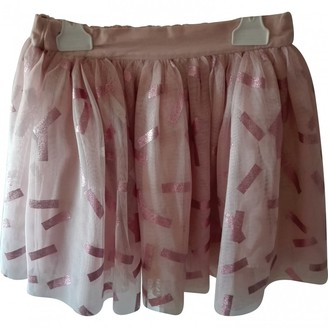 Stella McCartney Stella Mc Cartney Pink Synthetic Skirts