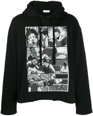 Ih Nom Uh Nit Comic Strip hoodie