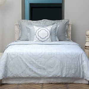 Yves Delorme Odyssee Fitted Sheet, Queen