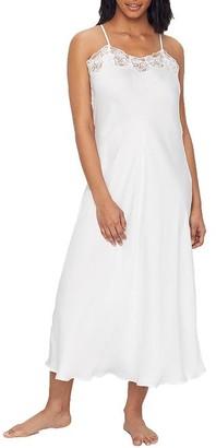 Eileen West Satin Ballet Nightgown