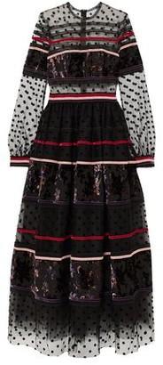 Costarellos 3/4 length dress