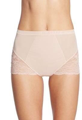 Spanx Women's Spotlight On Lace Mesh Brief