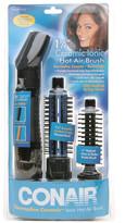 Conair Ceramic Ionic Hot Air Brush, Model BC171NCSR