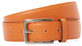 DeSanto Saffiano Leather Belt