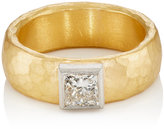 Malcolm Betts Women's Wide-Band Ring