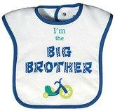 Dee Givens & Co-Raindrops 6370 Im the Big Brother Medium Bib - Royal