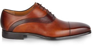 Magnanni Cuero Leather Oxfords